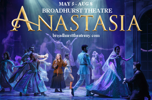 anastasia broadway new york tickets