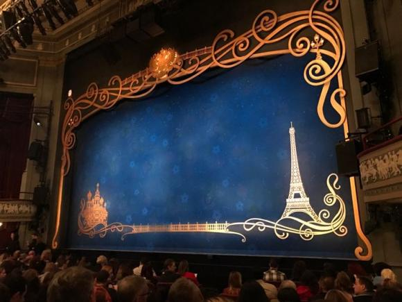 Anastasia at Broadhurst Theatre
