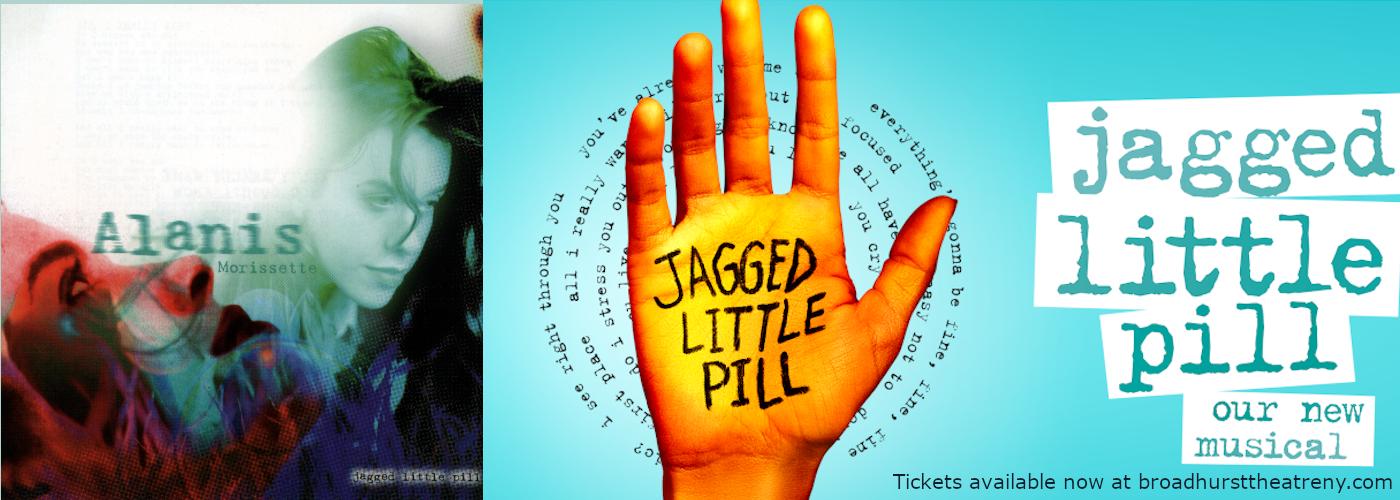 Jagged Little Pill broadhurst theatre