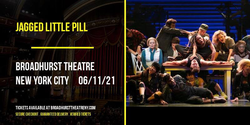 Jagged Little Pill at Broadhurst Theatre