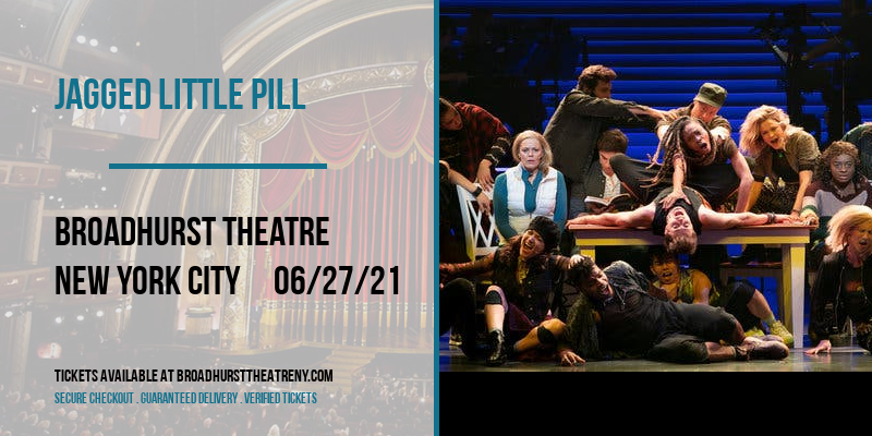 Jagged Little Pill [CANCELLED] at Broadhurst Theatre